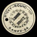 Canada, Kinsmen Club No. 64, no denomination <br /> 1964