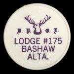 Canada, Elks ( B.P.O.E.) Lodge No. 175, no denomination <br />