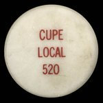 Canada, Canadian Union of Public Employees (C.U.P.E) Local 520, 1 drink <br />