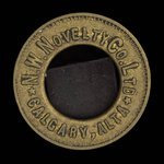 Canada, North Western Novelty Co. Ltd., 5 cents <br /> 1916