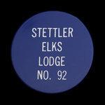 Canada, Elks ( B.P.O.E.) Lodge No. 92, 1 drink <br />