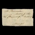 Canada, Pierre Dumoulin, 30 loaves, bread <br /> March 1796