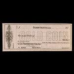 Canada, Silver Islet Mining Company, no denomination <br /> 1879