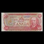 Canada, Bank of Canada, 50 dollars <br /> 1975