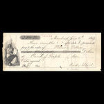 Canada, Bank of Montreal, 200 dollars, 50 cents <br /> June 15, 1864