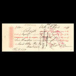 Canada, Commercial Bank of Canada, 500 dollars <br /> April 5, 1862