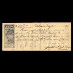 Canada, Western Bank of Canada, 235 dollars <br /> May 24, 1897