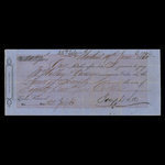 Canada, Bank of Toronto (The), 81 dollars, 45 cents <br /> June 19, 1861