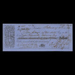Canada, Fred Rowland, 706 dollars, 60 cents <br /> February 4, 1862