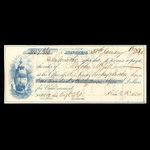 Canada, Charles McGill, 137 dollars, 68 cents <br /> January 30, 1863