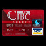 Canada, Canadian Imperial Bank of Commerce, no denomination <br /> September 1999