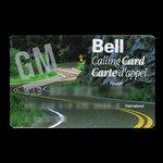 Canada, Bell Canada, no denomination <br /> November 1993