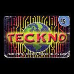 Canada, Teckno, 5 dollars <br /> June 2003