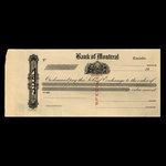 Canada, Bank of Montreal, no denomination <br /> 1930