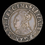 England, Elizabeth I, 1 groat <br /> 1561
