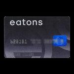 Canada, Eatons, no denomination <br /> January 2001