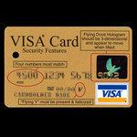 Canada, Visa Canada, no denomination <br /> August 2002