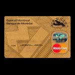 Canada, Bank of Montreal, no denomination <br /> December 2000