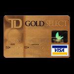 Canada, TD Bank, no denomination <br /> August 2002