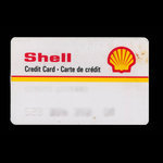 Canada, Shell Oil Company of Canada Limited, no denomination <br /> 1980