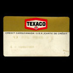 Canada, Texaco Inc., no denomination <br /> 1969