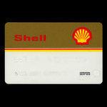 Canada, Shell Oil Company of Canada Limited, no denomination <br /> February 1985
