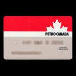Canada, Petro-Canada, no denomination <br /> December 1988