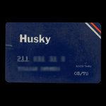 Canada, Husky Energy Inc., no denomination <br /> March 1979