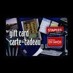 Canada, Staples Business Depot, no denomination <br />