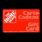Canada, Home Depot, 50 dollars <br />