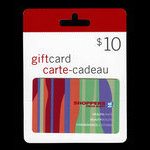 Canada, Shoppers Drug Mart, 10 dollars <br />