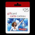 Canada, Shoppers Drug Mart, 25 dollars <br />