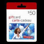 Canada, Shoppers Drug Mart, 50 dollars <br />