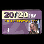 Canada, 9 Telecom, 5 dollars <br />
