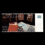 Canada, Canadian Numismatic Association (C.N.A), 2 dollars <br /> October 1999