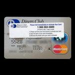 Canada, Diners Club, no denomination <br /> 2004