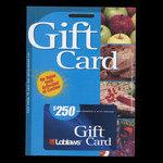 Canada, Loblaws, 250 dollars <br /> 2005