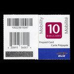 Canada, Bell Canada, 10 dollars <br /> July 2005