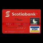 Canada, Bank of Nova Scotia, no denomination <br /> January 2002