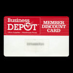 Canada, Business Depot <br />