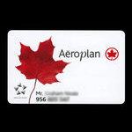Canada, Aeroplan <br /> 2001