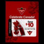 Canada, Canadian Tire Corporation Ltd., 10 dollars <br /> July 12, 2006