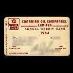 Canada, Canadian Oil Companies, Limited <br /> December 31, 1954