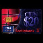 Canada, Bank of Nova Scotia, 20 dollars <br /> December 31, 1996