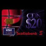 Canada, Bank of Nova Scotia, 20 dollars <br /> December 31, 1997