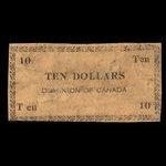 Canada, Dominion of Canada, 10 dollars