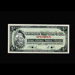Canada, Canadian Tire Corporation Ltd., 5 cents <br /> 1961