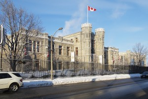 Royal Canadian Mint exterior view