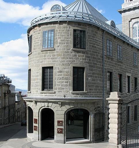 Musée de l'Amérique francophone on Côte de la Fabrique
