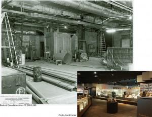 Galerie en construction